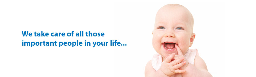 Babies and children are taken care of extremely well at Bundilla Clinic Sunshine Coast