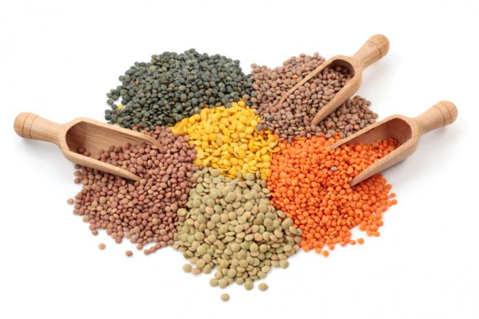 Lentils reduce blood glucose levels to help w Type 2 Diabetes